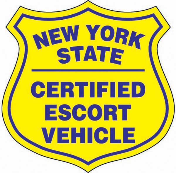 New York State Magnetic Sign